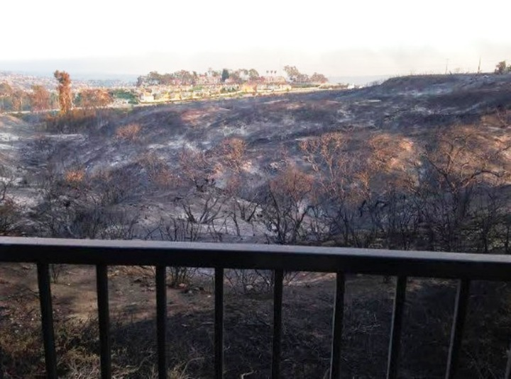 Christian Singer's Home Miraculously Saved By California Wildfire