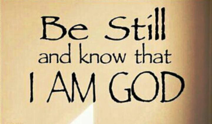 Be Still 2