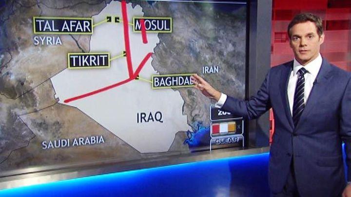 ISIS Path Of Destruction