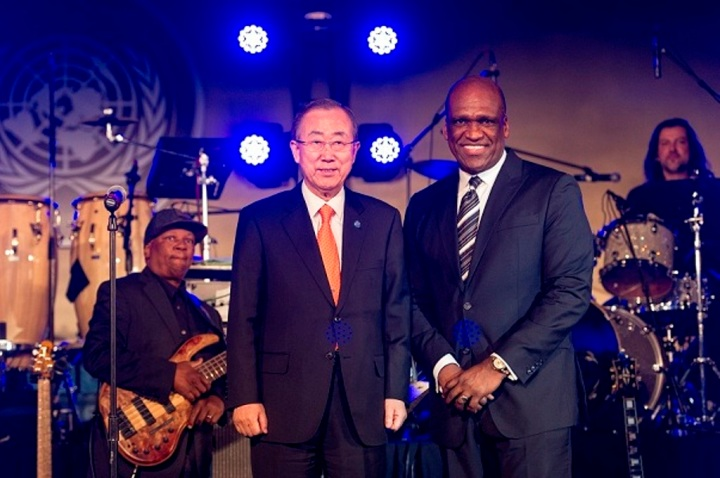 UN Concert 'Sets Stage' For New Global Development Agenda