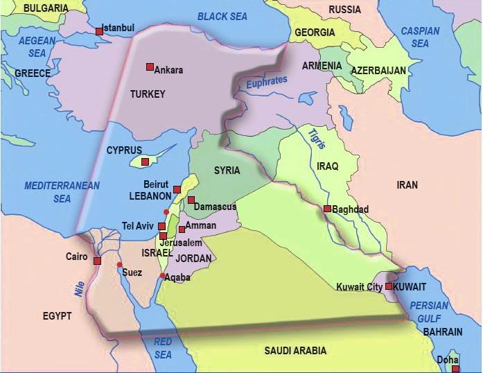 Promised Land to Israel 2