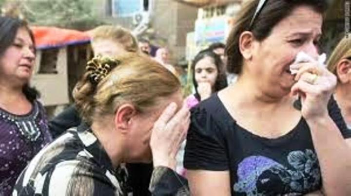 Christians Flee Iraq