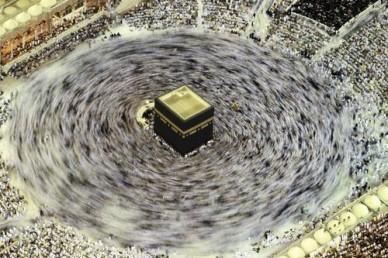 Circling the Kaabah