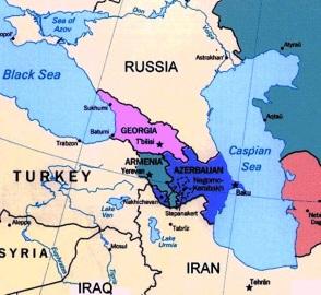 GOG-MAGOG - Caucasus_Map