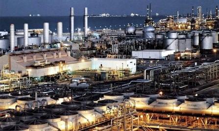Saudi Arabia Oil Refine