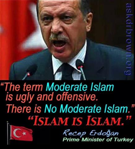 Erdogan on Islam