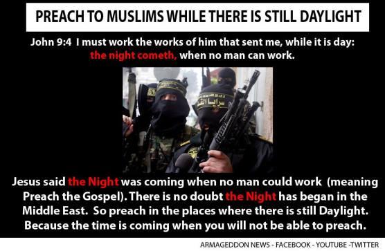 Preach to Islam