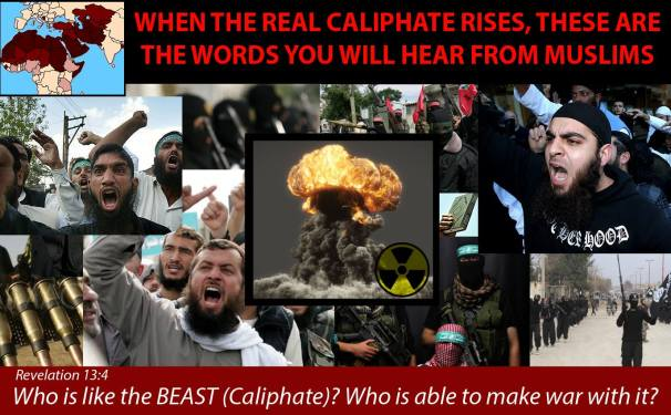 the beast Caliphate