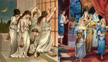 Virgins of Bible