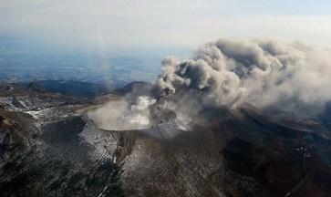 Japan volcanos 3