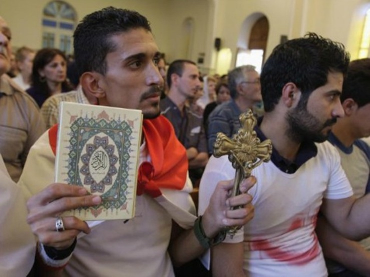 No Holy Communion in Iraq