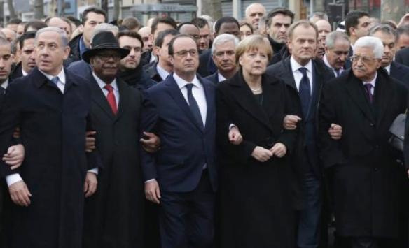Paris Rally World Leaders 3