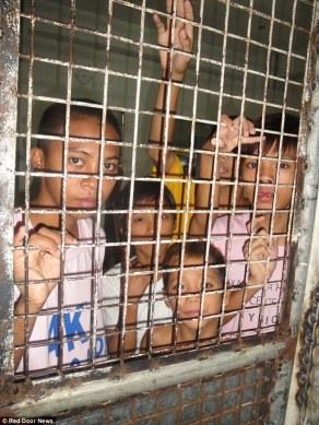Street Children Round Up
