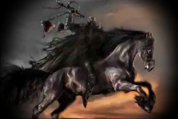 horse black-picsayy