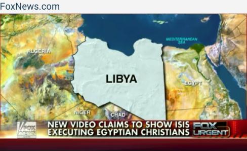 Libya Beheadings