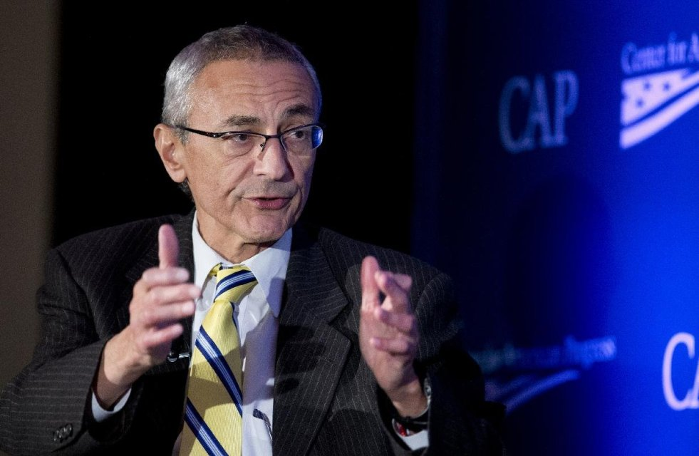 Obama Adviser John Podesta on UFOs