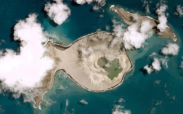 Tonga Volcano 2