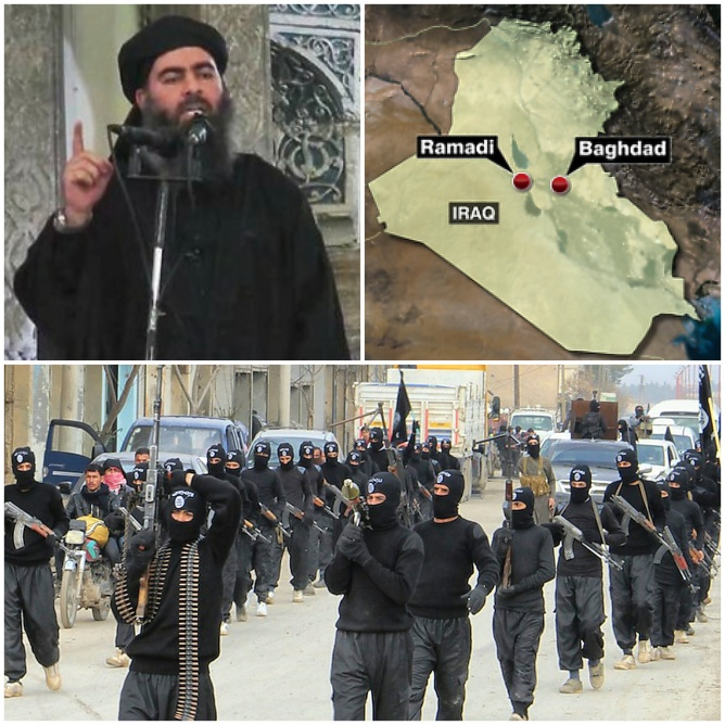 ISIS Caliph Releases New Message 051415