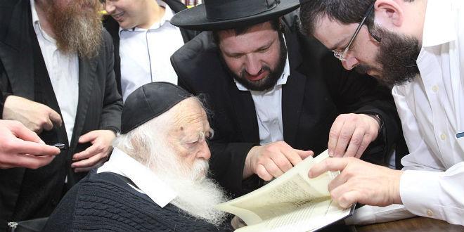rabbi-chaim-kanievsky Messiah Coming