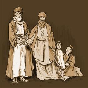 the-family-of-abraham-by-rt-radke