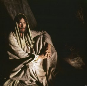 JESUS OF NAZARETH -- Pictured: Robert Powell as Jesus -- Photo by: NBC/NBCU Photo Bank